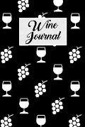 Wine Journal: Wine Tasting Notebook with 100 Wine Tasting Sheets for Wine Tours