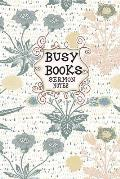 Busy Books Sermon Notes: Flower Creative Sermon Notes for Young Ladies Prayer Praise and Thanks