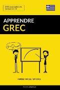 Apprendre le grec - Rapide / Facile / Efficace: 2000 vocabulaires cl?s