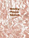 Wedding Planner Notebook: Gender Neutral - Ultimate Planning Helper - Checklists - Aide Memoir Sheets - Monthly/Weekly Reminders - Venue-Budget-