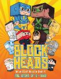 Art and Craft Ideas for Grade 4 (Block Heads - The Story of S-1448): This book contains 30 full color activity sheets for children aged 4 to 5