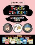 Scissor Control (Face Maker - Cut and Paste): This book comes with a collection of downloadable PDF books that will help your child make an excellent