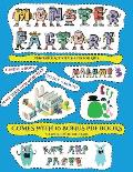 Printable Activity Sheets for Kids (Cut and paste Monster Factory - Volume 3): This book comes with collection of downloadable PDF books that will hel