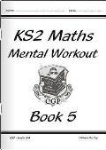Ks2 Mental Maths Workout - Year 5