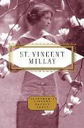 Poems - Edna St Vincent Millay