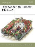 Jagdpanzer 38 Hetzer 1944 45