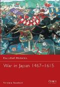 War in Japan 1467–1615