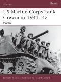US Marine Corps Tank Crewman 1941 45: Pacific