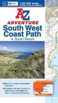 South West Coast Path Part 4: South Devon