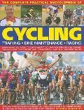 Illustrated Practical Encyclopedia of Cycling Training Bike Maintenance Racing