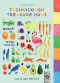 Technicolor Treasure Hunt Learn to count with nature