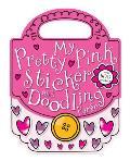 My Pretty Pink Sticker & Doodling Purse