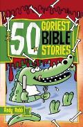 50 Goriest Bible Stories