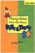 Penny Wise Finds Out About Bills & Taxes - Teacher's Book