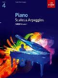 Piano Scales & Arpeggios, Grade 4