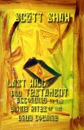 Last Will and Testament According to the Divine Rites of the Drug Cocaine