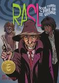 RASL RASL Book Three The Fire of St George Full Color Paperback Edition