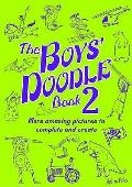 Boys' Doodle Book 2