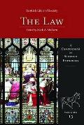 Scottish Life and Society Volume 13: The Law