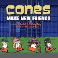 Cones Make New Friends