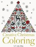 Creative Christmas Coloring: Classic Christmas Themes and Patterns for a Peaceful and Relaxing Holiday Season
