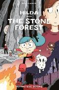 Hilda and the Stone Forest: Hildafolk #5