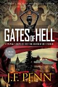 Gates of Hell: Large Print Edition