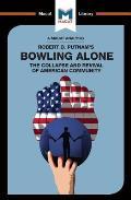 An Analysis of Robert D. Putnam's Bowling Alone