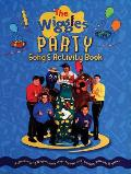 Wiggles Party Song & Activity Book