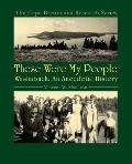 These Were My People: Washabuck, an Anecdotal History