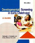 Developmental Screening In Early