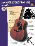 Guitar TAB||||Easy Folk Songs for Kids
