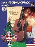 Guitar TAB    Easy Holiday Songs