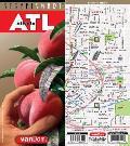 Streetsmart Atlanta Map by Vandam