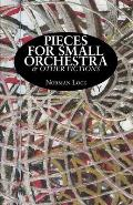 Pieces for Small Orchestra & Other Fictions