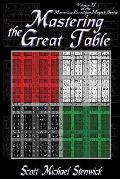 Mastering the Great Table Volume II of the Mastering Enochian Magick Series