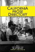 California Prose Directory 2014 New Writing from the Golden State