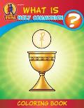 Coloring Book: What Is Communion
