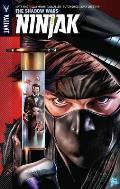 Ninjak, Volume 2: The Shadow Wars