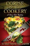 Corpse in the Cookery: A Glory Girls Mystery