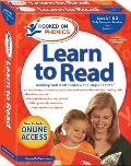 Hooked on Phonics Learn to Read - Levels 1&2 Complete: Early Emergent Readers (Pre-K - Ages 3-4)