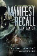Manifest Recall: An Eli Carver Supernatural Thriller - Book 1