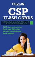 CSP Flash Cards: Complete Flash Card Study Guide for the Certified Safety Professional Exam