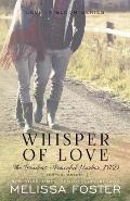 Whisper of Love (The Bradens at Peaceful Harbor): Tempest Braden