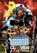 The Horsemen: Mark of the Cloven: Vol. 01 - Heirs to the Throne