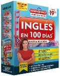 Ingl?s En 100 D?as - Curso de Ingl?s - Audio Pack (Libro + 3 CD's Audio) / English in 100 Days Audio Pack