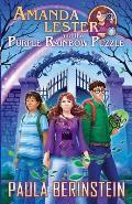 Amanda Lester and the Purple Rainbow Puzzle