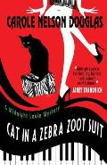 Cat in a Zebra Zoot Suit: A Midnight Louie Mystery