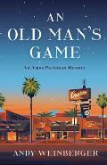 An Old Man's Game: An Amos Parisman Mystery