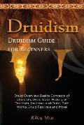 Druidism: Druid Overview, Basics Concepts of Druidism, Druid Gods, History of Druidism, the Inner and Outer Path Works, Druid Fe